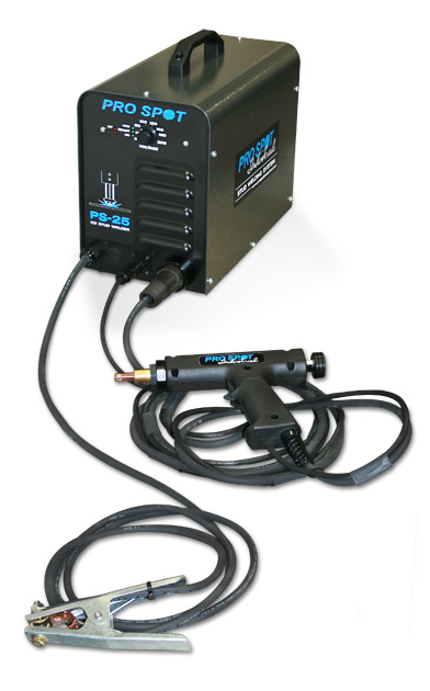 PS-25CD Stud Welding System