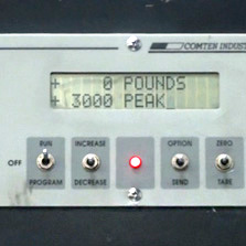 PSI reading on pull-tester from destructive test of weld made by the PS-25